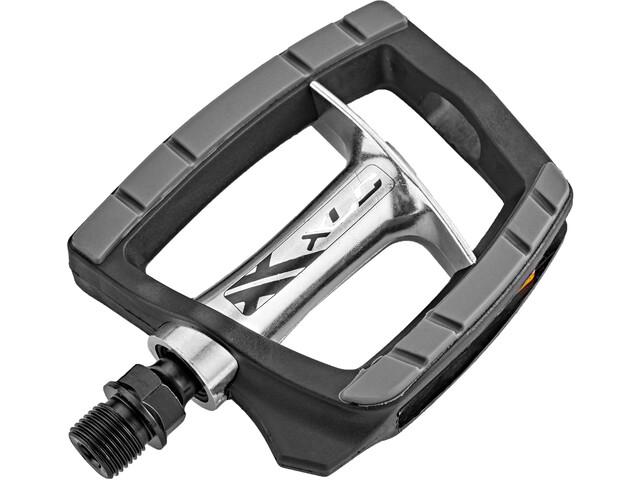 XLC Comfort PD-C09 schwarz/silber